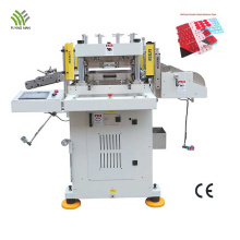 Machine de découpe de ruban mousse double face à plat