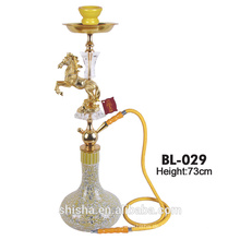 Großhandel Glas Wasserpfeife Shisha, Shisha Klarglas schöne Shisha