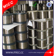 high temperature nickel-chromium Cr20Ni80 high resistance wire
