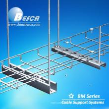 SUS 304 Galvanisiertes Zink-galvanisiertes heißes Bad galvanisierte Maschendraht-Kabel-Behälter mit Wellen (UL, cUL, CER, NEMA, IEC)