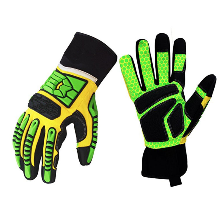 High Performance Oil Resistant Gloves