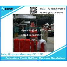 High speed good quality Plastic Square Net Machine