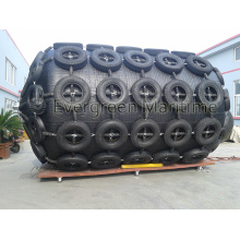 Guard Type Floating Fenders, Marine Foam Filled Rubber Fenders