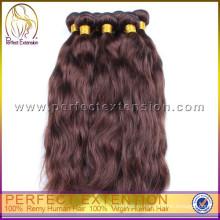 Бесплатный Образец Дистрибьютора Оптом Людское Виргинское Перуанское Выдвижение Волос