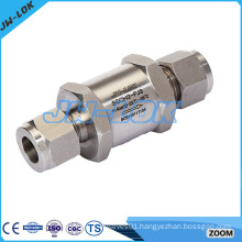 The Leading Manufacturer Of Stainless Steel In-Line Check Valve