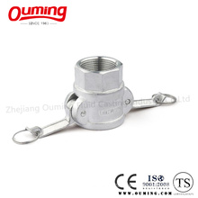 D Type Stainless Steel Camlock Coupling