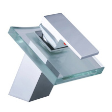Design Waterfall Glass Basin Tap
