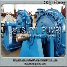 Horizontal Sugar Beet Handling Gravel Sand Suction Pump