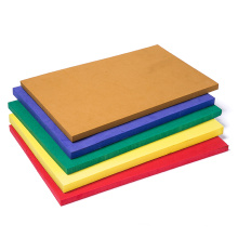 OEM ODM eco-friendly closed cell non-slip eva foam sheet shoes sole raw material