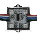 CE RoHS WS2801 Artnet DMX512 control 4leds 5050 smd pixel digital waterproof rgb led module