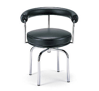 Le corbusier LC7 home furniture dining chair China Manufacturer