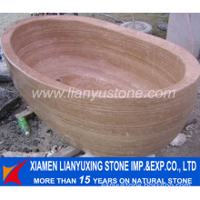 Elipse Marble Classical Bathtub SPA for Shower