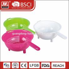 2011 new design plastic colander