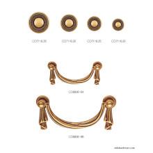 New Antique Bronze Copper  Furniture Kitchen Cabinet Zinc Alloy Handle