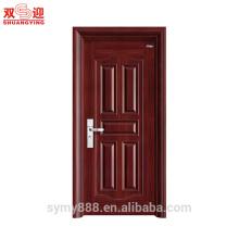 Используется наружные двери для продажи конструкция двери дверей безопасности в Китае из нержавеющей