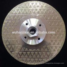 sierra de habilidad de mármol diamante
