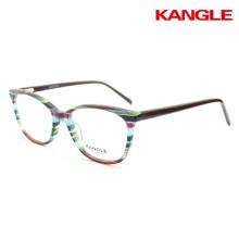 2017 mode Acétate lunettes nouvelle conception lunettes acétate optique cadres