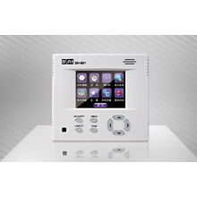 Home Smart Multi-room Sound System , White And 3.2 Inch Touch Screen