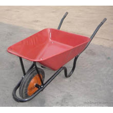 Modelo popular en África Market Wheel Barrow Thickness 0.7-1.2mm Wb3800