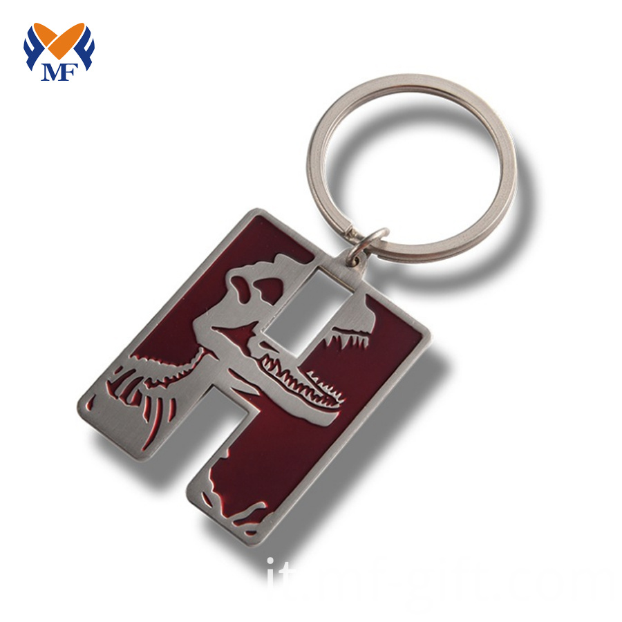 Metal Keychain for Engraving