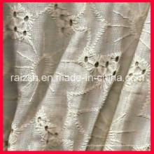 Bordados hilado de malla de bordado soluble tela de gasa de bordado