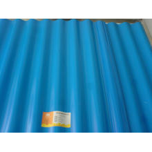 Matériau de construction Feuille d'acier ondulé / Toile métallique