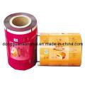 Bread Packaging Film/Plastic Cake Roll Film/Food Film