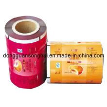 Упаковочная пленка для хлеба / пластиковая рулонная пленка для пирога / пищевая пленка