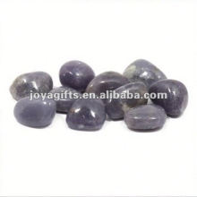 Paysage de pierres précieuses poli et haute pierre pierre naturelle caillou