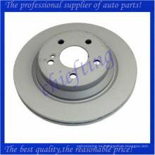 MDC1634 DF4270 2114230912 para mercedes-benz cls e-class rotor de freno trasero