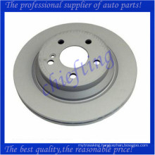 MDC1634 DF4270 2114230912 for mercedes-benz cls e-class brake rotor rear