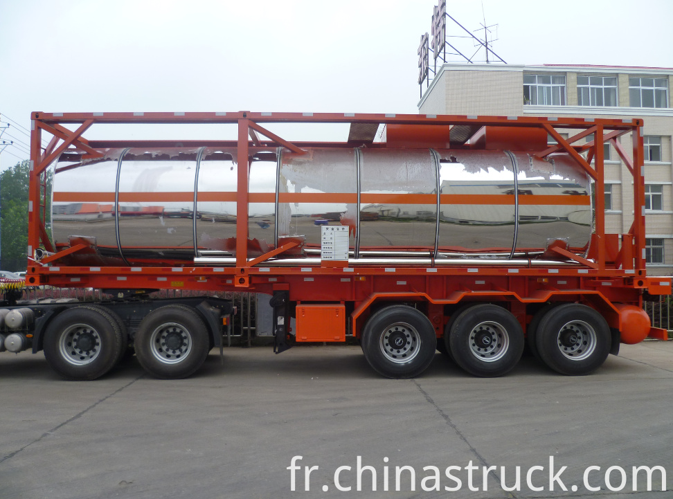 40FT bitumen tank container