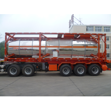 40FT liquid asphalt tank container