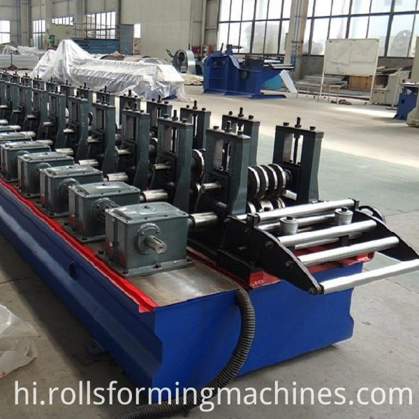 pv bracket roll forming machine