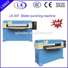 Auto-alimentação hidráulica imprensa máquina de corte para plástico Blister Clamshell