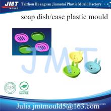 Sabão prato injeção plástica molde ferramentaria