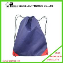Bolsos promocionales baratos no tejidos con cordón (EP-B9138)