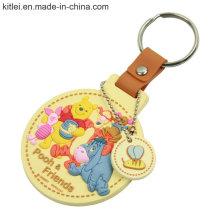 OEM / ODM Design Metall Charms Schlüsselanhänger für Souvenirs