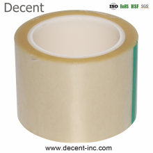 Decent Clear Gum BOPP Bags Sealing Tape Strong Adhesive Power Carton Packing Tape Yellow