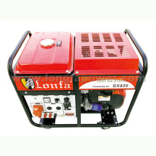 12kVA Оригинальный бензиновый генератор с двухцилиндровым бензиновым двигателем Gx630 (V-TWIN)