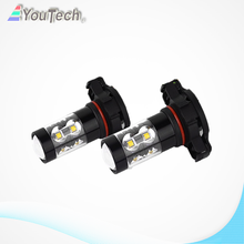 12v 60w H16 led fog light