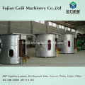 Máquina de colada continua (CCM) para la fabricación de acero