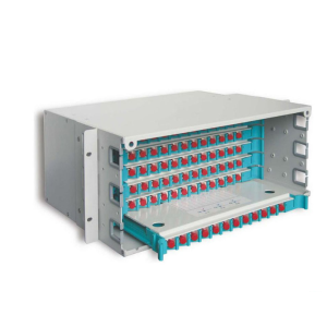 48 Core Fiber Distribution Frame ODF FC PC