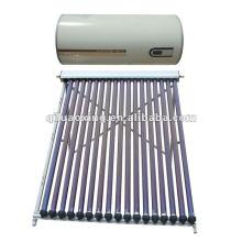 tube à vide divisé chauffe-eau solaire pressurisé