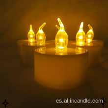 Cambio de color Led Velas Tealight Velas Velas