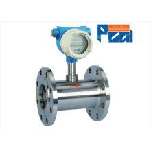 LWGY Liquid turbine water flow meter pulse output