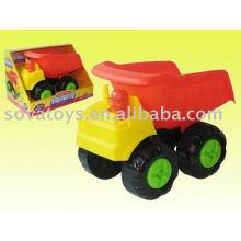 907061590-игрушка воды пляжа песка пляжа