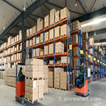 Mensole di pallet Heavy Duty for Warehouse