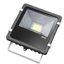 Venta caliente 20W LED Floodlight Bridgelux LED impermeable al aire libre