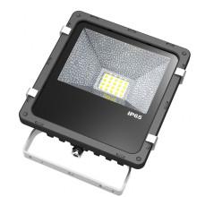 Projecteur imperméable à l'eau de Bridgelux LED du projecteur 20W LED extérieur-chaud